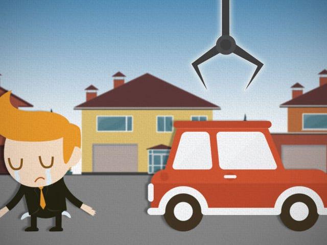 자동차 지불액이 너무 높으면 아마도 당신 자신의 실수 일 것입니다.