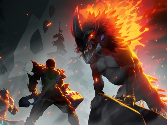 Dauntless Is A Less Intimidating Monster Hunter
