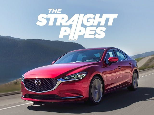 Mazda6 2.5T reviews are coming in