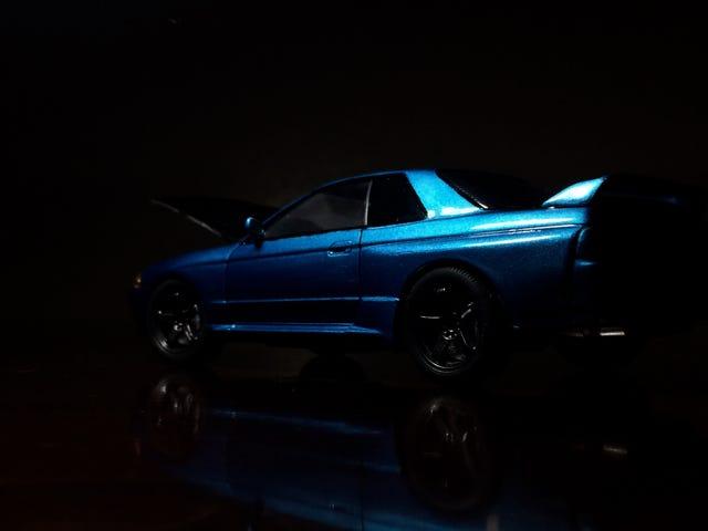 1:24 Nissan Skyline R32