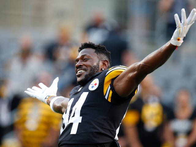 The Latest Antonio Brown Story Is Weird Even For Antonio Brown