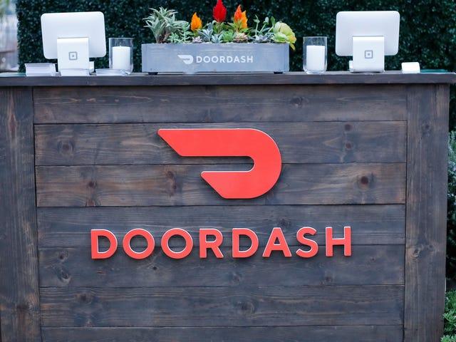 DoorDash kunngjør at det erstatter det hele tippeskumingsskjemaet