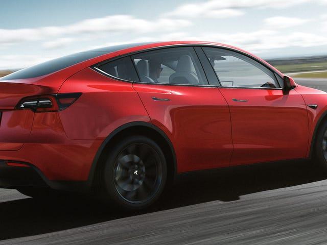Todo lo que necesitas saber sobre el Tesla Model Y