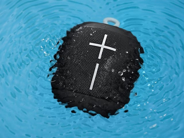 Ultimate Ears' Waterproof WONDERBOOM Is Down to Its Best Price Ever