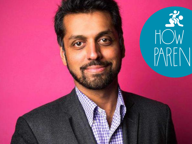 I'm Writer and Producer Wajahat Ali, and This Is How I Parent