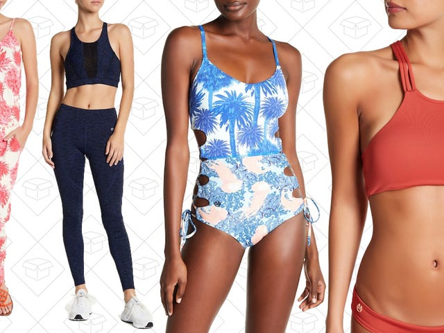 These Reversible Swim Suits Are Up to 50% Off at Nordstrom Rack