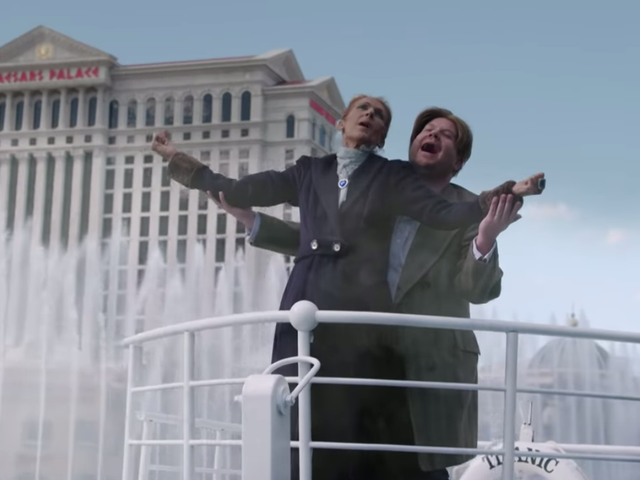 "Celine Dion makes ""Baby Shark"" bearable in delightfully odd Carpool Karaoke"