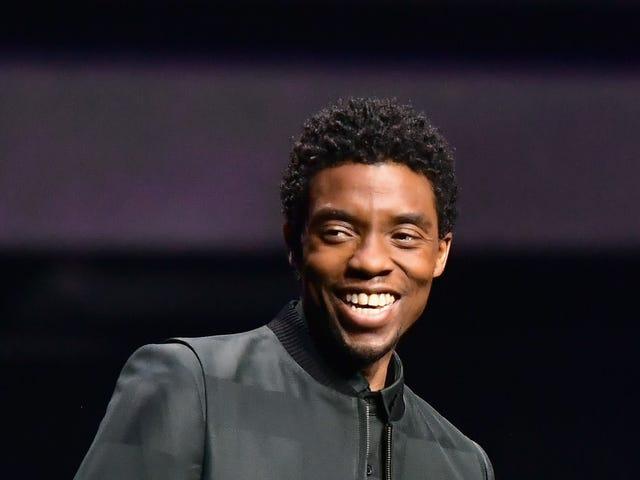 Chadwick Boseman incarnera Yasuke , le premier samarai africain du Japon