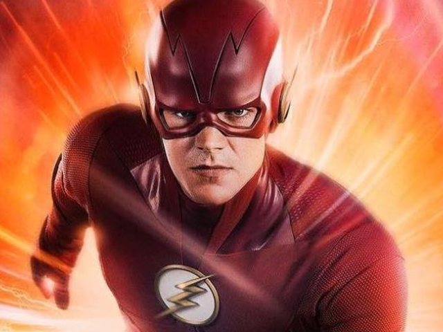 Barry Allen Is Getting a New Suit in The Flash's Fifth Season, Here's Our First Look