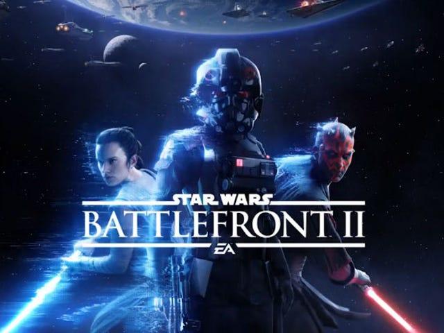 Star Wars: Battlefront II's First Trailer Leaks