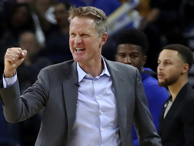 The Warriors Coaching Staff Is Heartbroken About Missing The All-Star Game