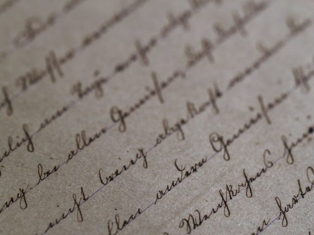 Read Unpublished Walt Whitman Poems While Helping Transcribe Things For the Library of Congress