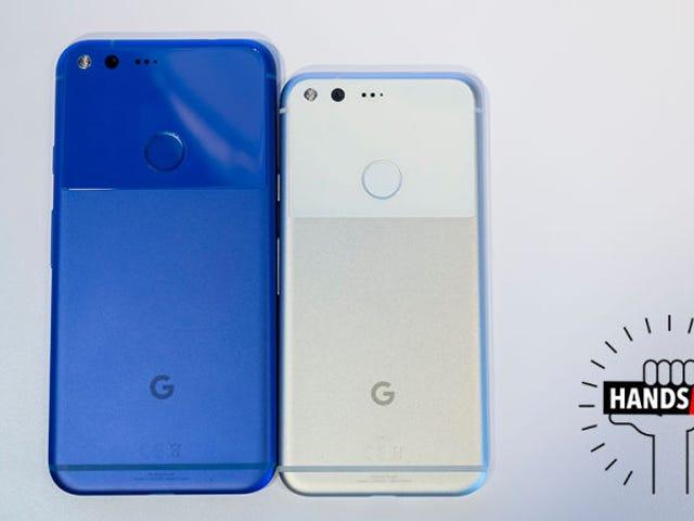 Probamos Google Pixel: ito ay isang mahusay na telebisyon na kung saan siya sa isang oras