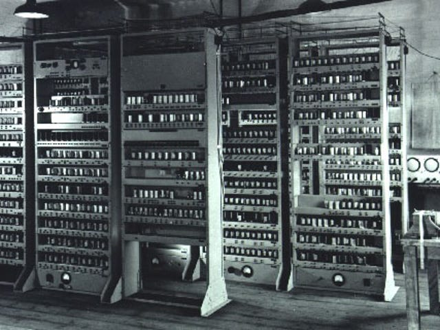 Rebuilding Cambridge University's First Computer