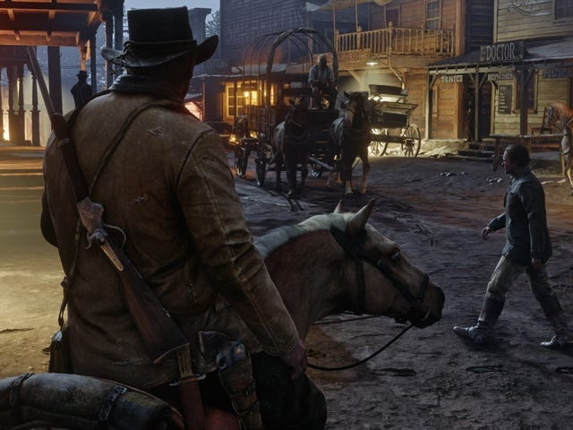 Red Dead Redemption 2, six mois plus tard