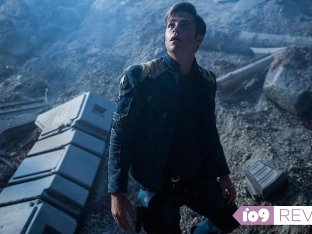 Star Trek Beyond: Half a Good Star Trek Movie Is Better Than None