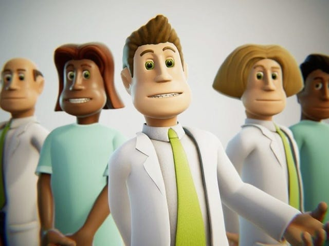 Two Point Hospital, As Reviewed By An Actual Hospital Administrator