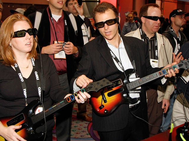 Nvidia sẽ kết thúc hỗ trợ cho kính 3D của nó, một công nghệ đáng kinh ngạc mà bạn chắc chắn sử dụng