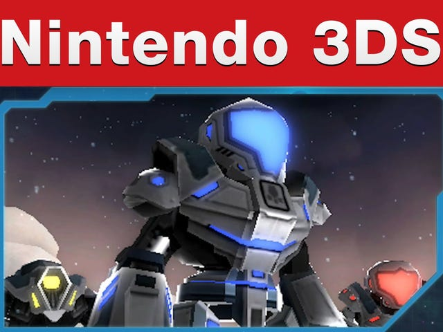 Ny <i>Metroid Prime Federation Force</i> Trailer Snabbt nedröstad på YouTube
