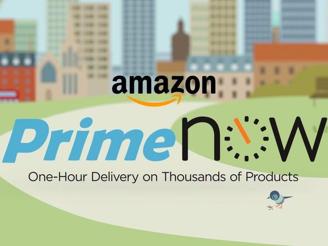 Якщо ви не пробували Amazon Prime, ви можете заплатити 20 доларів безкоштовно у вихідні