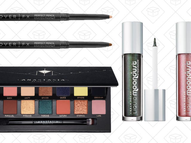 Urban Decay, Cover FX, and More of Sephora's Weekly Wow Deals