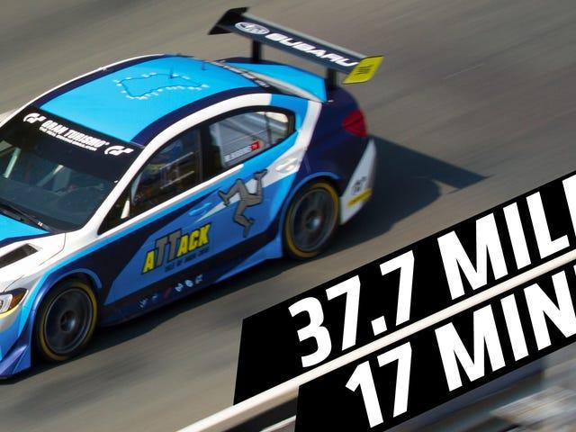 Subaru's 600 HP Isle Of Man STi: Inside One Of The Fastest Sedans On Earth