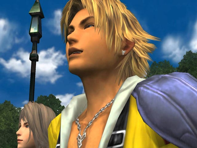 How Final Fantasy X's Infamous Laughing Scene Happened