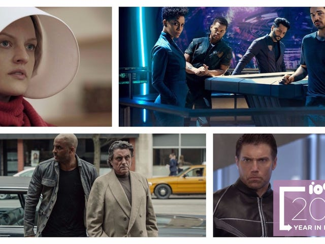 The 10 Best (and Five Worst) TV Shows of 2017