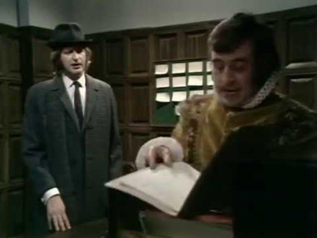 Monty Python's Flying Circus - Tudor Jobs