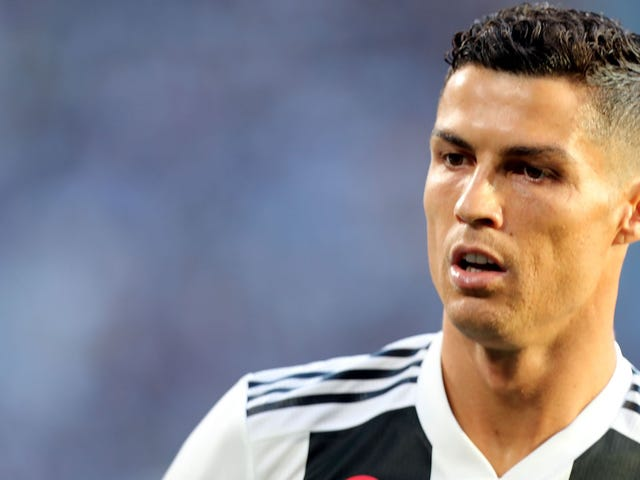 "Cristiano Ronaldo Calls Rape Accusation Against Him ""Fake News"""