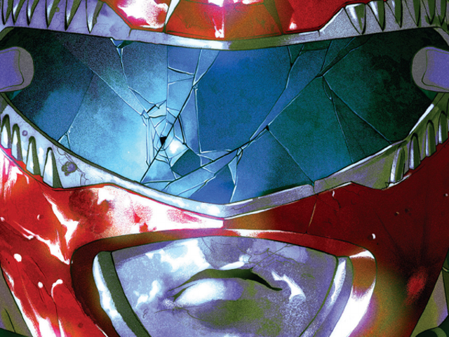 The Power RangersComic's Big New Event Is Off to a Bloody, Crazy Start