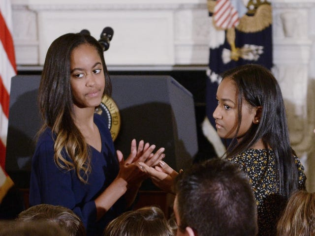 Leave Malia Obama the Hell Alone and Let Her Enjoy Life (and Facebook)