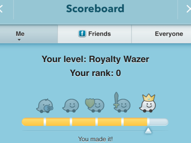 Waze Thinks You're Cheating If You Drive Too Much