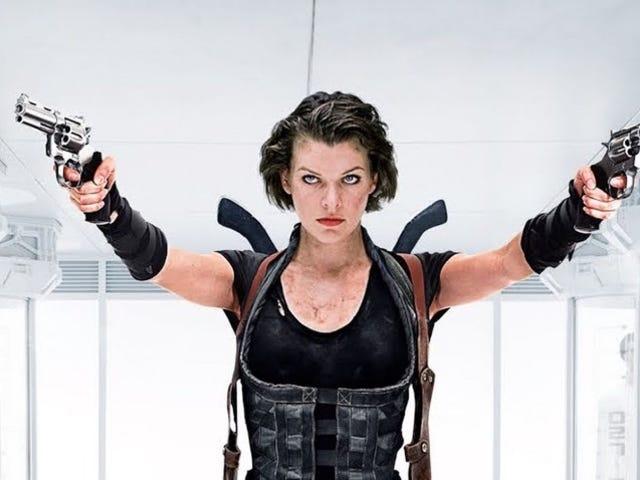 Raportti: <i>Resident Evil</i> saa kuuden elokuvan uudelleenkäynnistyksen