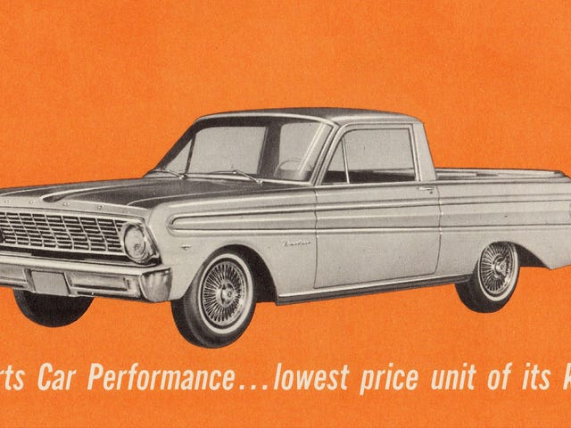 The Time Is Right for the Ford Ranchero