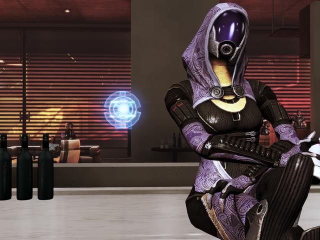 4年後、 <i>Mass Effect</i>ファンはまだタリのセックスシーンを「修正」しようとしている