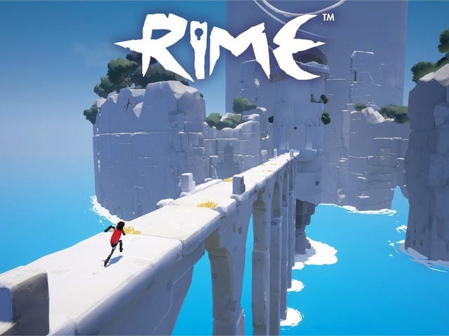 Chill Out With Rime For Just $26 On Nintendo Switch