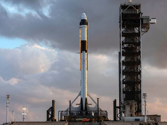 SpaceX's Abort Test Is A Success, Crewed Flights To Follow