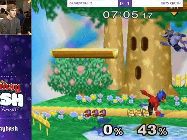 Smash Pro Demonstrates Incredible Skill Before Accidentally Self-Destructing