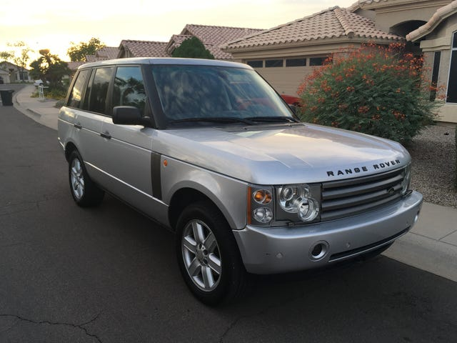How I Bought the World's Cheapest Range Rover
