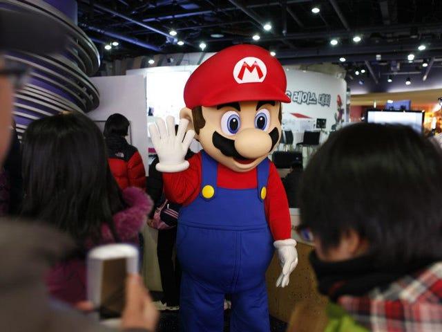 Raport: Korea Nintendo odkłada większość personelu [Aktualizacja]