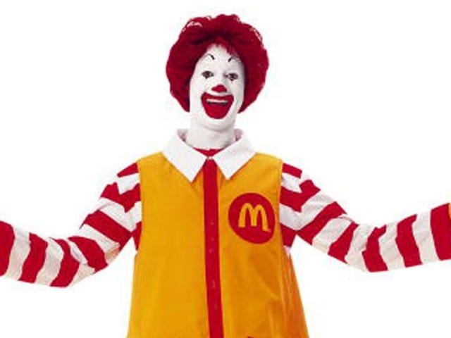 McDonald's veta el porno in the redes Wi-Fi publiques de restaurants établis en États-Unis