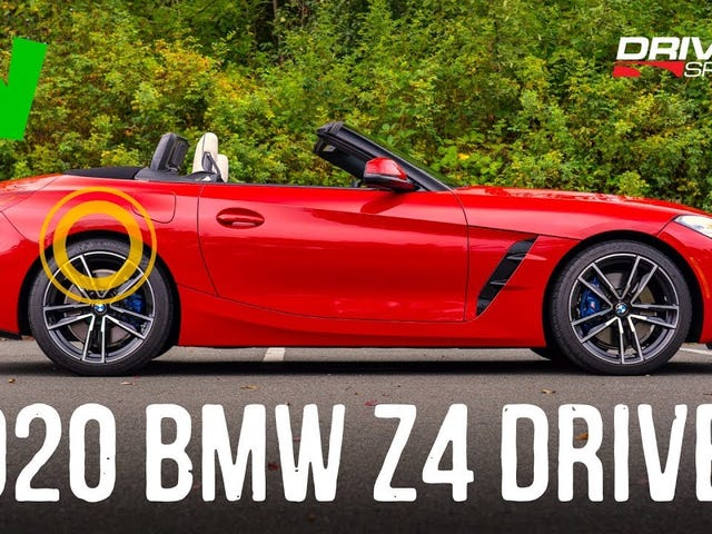 BMW Z4 Baby Zupra Reviewed