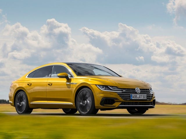 I Do Not Like What The New Volkswagen Arteon Makes My Mouth Do