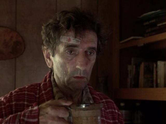 La inconfundible humanidad de Harry Dean Stanton puso en tierra algunos de los mejores momentos de la película