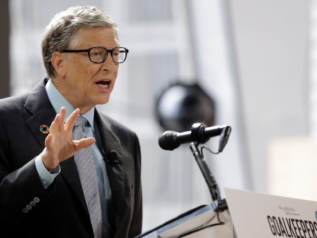 Bill Gates Berfikir Cryptocurrency Is Membunuh Rakyat 'Dengan Cara Yang Terus'