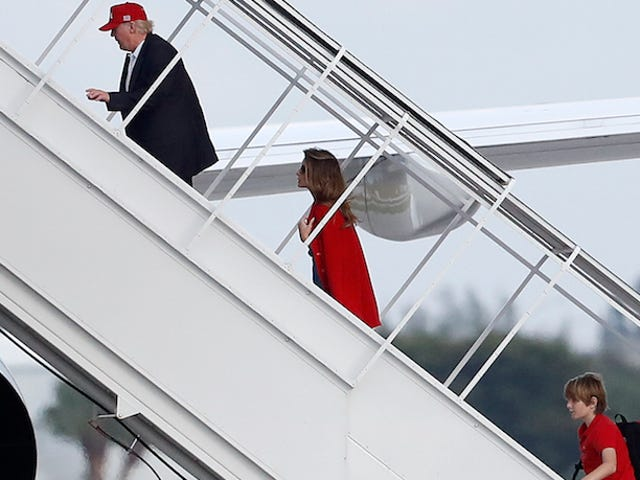 Melania Trump Threatens to Sue Over Barron Trump Video Made by Autistic Young Man