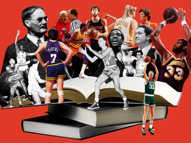Alex Wolff Tells Us How He Put Together An Awesome New Anthology Of Hoops Writing