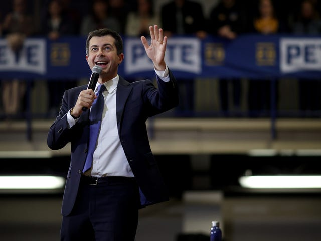 Mayor Pete Buttigieg to guest-host Jimmy Kimmel Live! this week for some reason