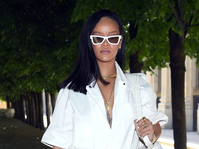 Save Sundress Season! Rihanna Just Reminded Us of the Summer We're Not Having